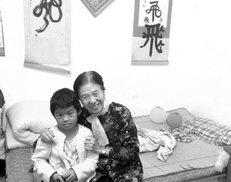 """李光琼:83岁""""最美包租婆"""" 乐善源于祖传家风(图)"""