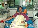 赣州高速收费员黄水清无偿献血3.4万毫升 带动他人献血超20万毫升(图)