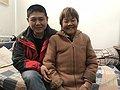 坚守者|背起母亲修高铁,京张项目领工员刘建林:有妈才是家(4图)