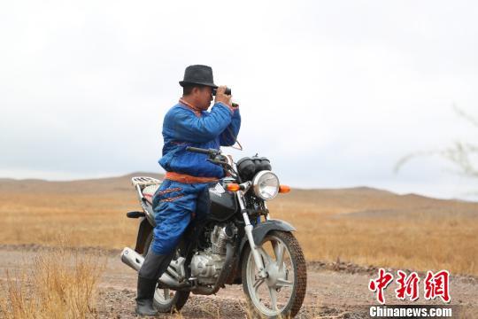 中蒙义务护边员:我要让所有人知道,这里是中国