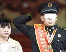 """致敬英雄杜富国!""""最震撼的军礼""""(组图)"""