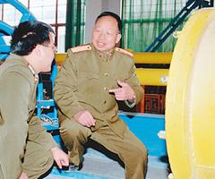 追记中国工程院院士林俊德 大漠铸核盾生命写忠诚(图)