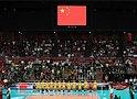 中国女排提前夺冠!世界十冠王!郎平:女排目标就是升国旗奏国歌!(组图)