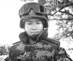李磊:维和战场上的英雄战士(图)