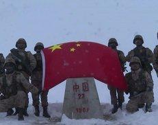 谢谢你的坚守,中国军人!(组图)