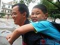 杨训录:对孩子付出无私的爱(5图)